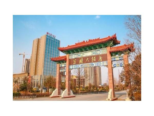 金旺来工程案例——莒县莒国大饭店