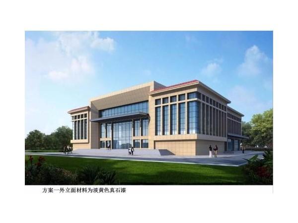 金旺来工程案例——淮南职教中心新校区